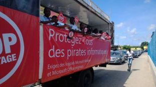 Lutte contre le piratage en CI : Microsoft s'implique activement